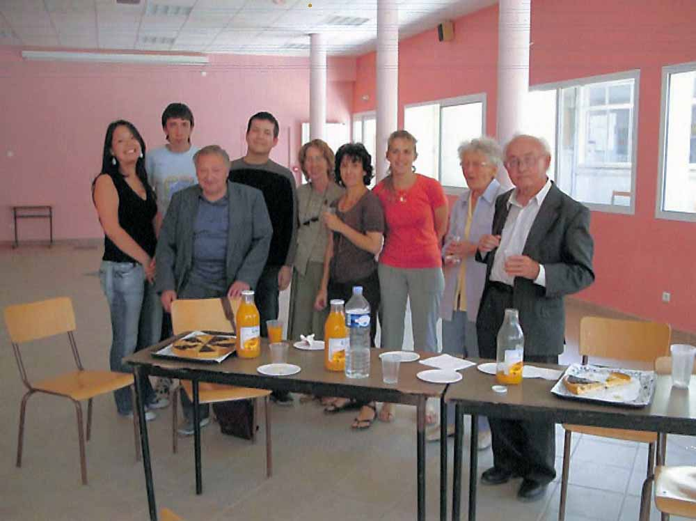 Forum personnalit s locales - La cuisine de madame saint ange ...
